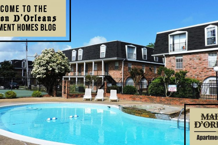 Welcome to the Maison D'Orleans Apartment Homes Blog