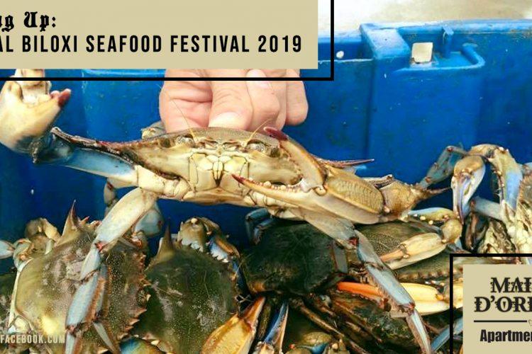Coming Up: Annual Biloxi Seafood Festival 2019