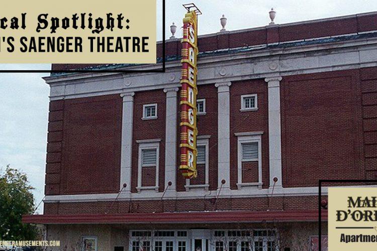 Local Spotlight: Biloxi's Saenger Theatre