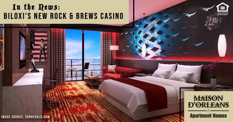 Biloxi's New Rock & Brews Casino