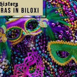 History of Mardi Gras in Biloxi