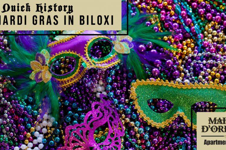 A Quick History of Mardi Gras in Biloxi