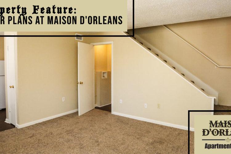 Property Feature: 9 Floor Plans at Maison D'Orleans