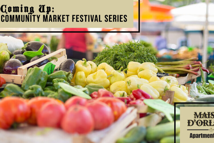 Coming Up: Biloxi Community Market Festival Series
