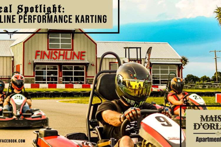 Local Spotlight: Finishline Performance Karting