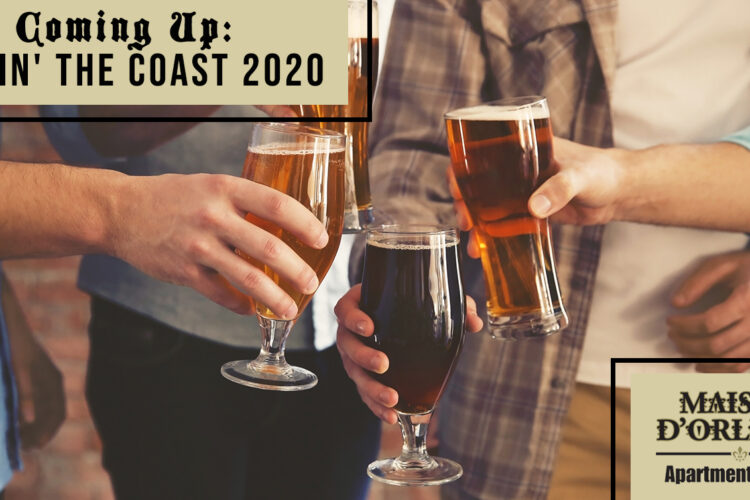 Coming Up: Sippin' the Coast 2020