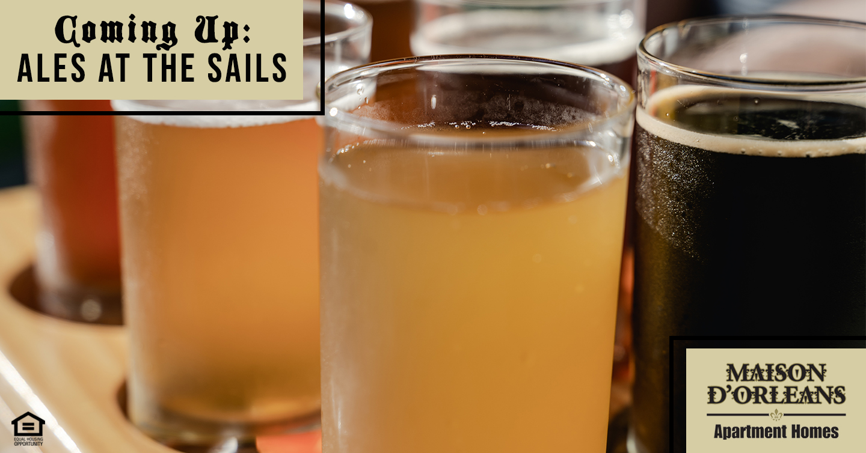 Ales at the Sails
