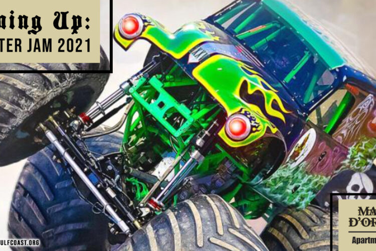 Coming Up: Monster Jam 2021